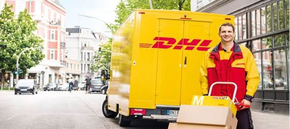 Dhl Geschäftskunden Paket Express Und Logistikangebote