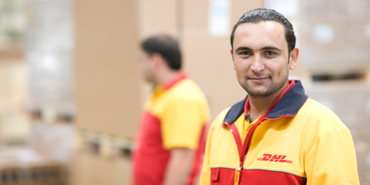 DHL EXPRESS STATIONEN