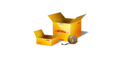 Icon DHL Packaging